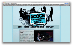 the hooch website